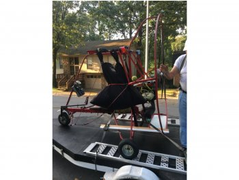 For sale: POWERED PARACHUTE