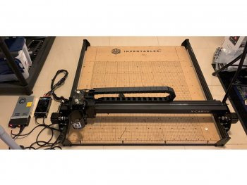 For sale: Inventables X-Carve 1000mm CNC with 9 mm belt