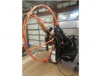 For sale: New paramotor