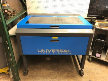 For sale: 2016 VLS6.60 60watt Universal Laser with Extras