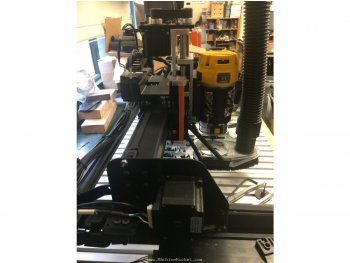 For sale: 750mmX 500mm upgarded X-carve cnc