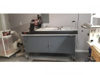 For sale: Newer Never Used 2 x 4 CNC Router